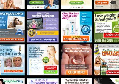 Misc. Ad designs