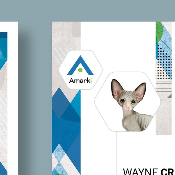 Amarki Business Card