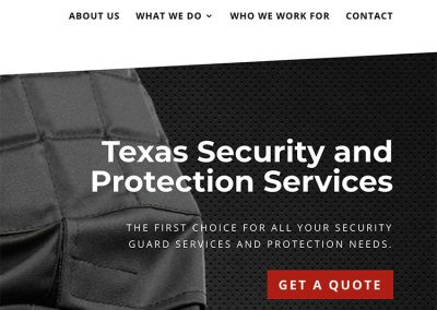 Axis Protection, LLC – Web Design
