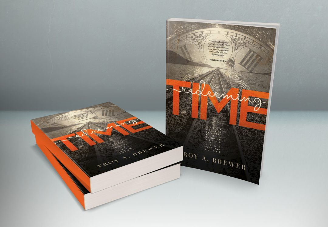 Redeem Time Book Cover