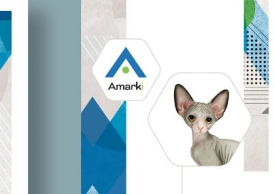 Amarki Business Card