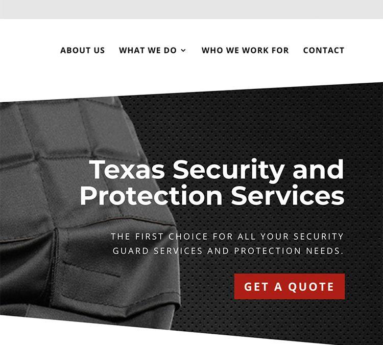 Axis Protection, LLC – Web Design